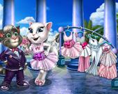Энджи: Летняя свадьба