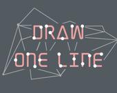 Нарисуй одну линию