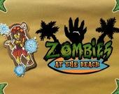 Зомби на пляже