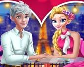 Романтическое свидание на день Святого Валентина