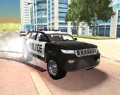 Полицейский автомобиль: Симулятор 3D
