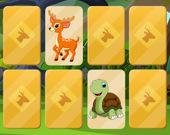 Игра на память: Дикие животные