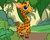 Жираф: Головоломка