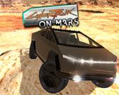 КиберТрак на Марсе