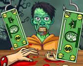 Безрукий или Миллионер: зомби-игра
