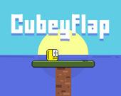 Летящий куб