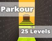 Когама: 25 уровней паркура