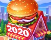 Гамбургер 2020