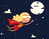Дети-супергерои. Игра на память