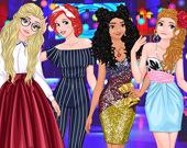 Вечеринка для новичков в колледже для принцесс