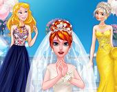 Принцессы: Незваные Гости