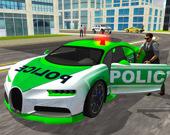 Преследование Дорожной Полиции