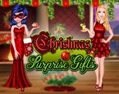 Барби: Рождественские Подарки-Сюрпризы