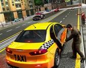Симулятор безумного такси