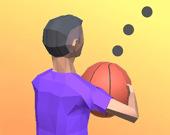 Передача мяча 3D