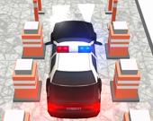 Парковка Полицейских Машин