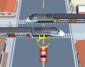 Машина против поезда